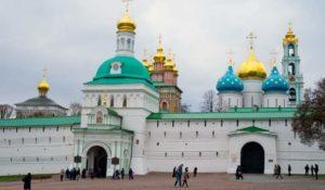 Монастырь Сергиева Посада