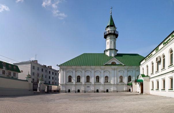 Мечеть Марджани Фото в Татарстане посмотреть