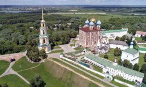 История Рязанского Кремля