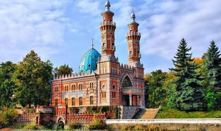 один из главных мусульманских символов города
