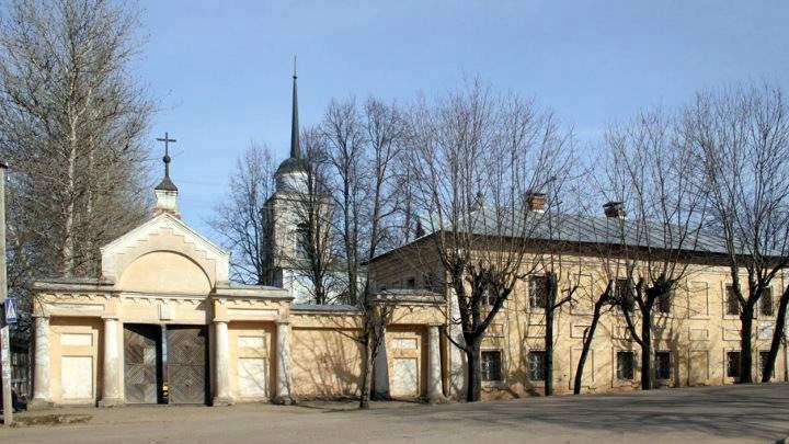Монастыри города Вязьма