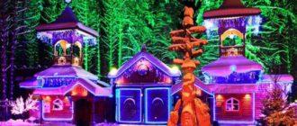 Ледяные дома Великого Устюга