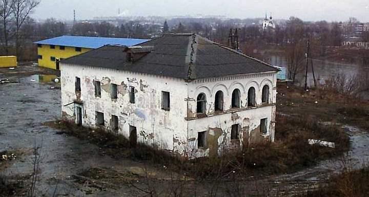 Мценск город Карта достопримечательности фото и описание