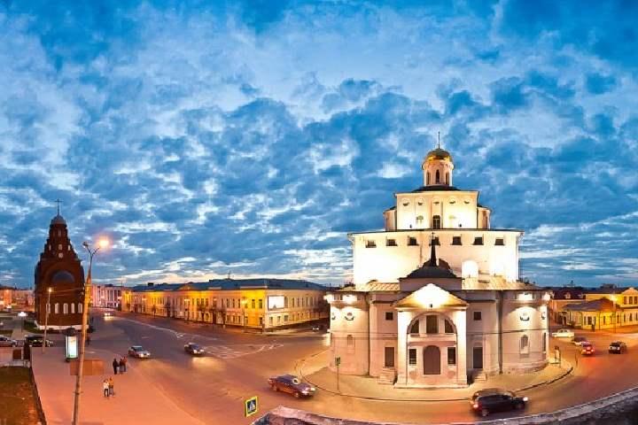 Город Владимир достопримечательности фото и описание