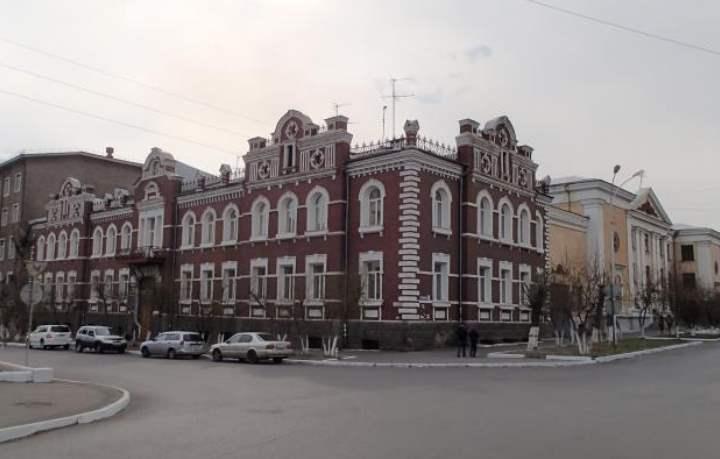 улица Анохина, дом 69