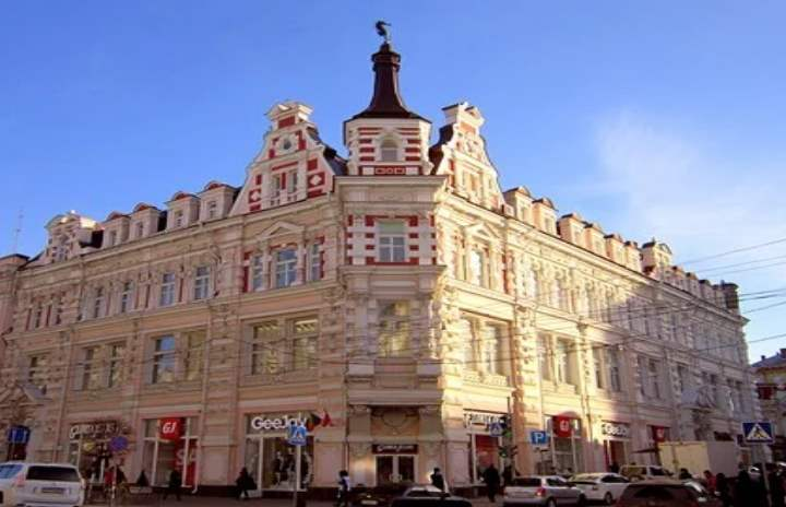 Дом-музей города Ростова на Дону