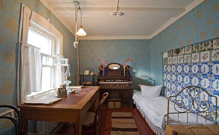 Комната Циолковского