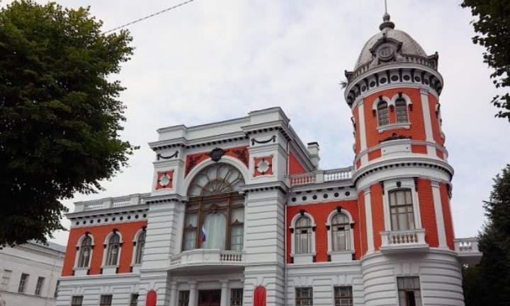 Дом – памятник его имени был построен в 1918 году.
