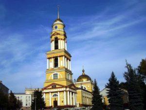 Липецк – это город, расположенный за 400 км от Москвы