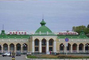 Майкоп – город в республике Адыгея, основанный в 1825 году