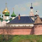 небольшой старинный город во Владимирской области