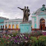 Памятники города Сызрань