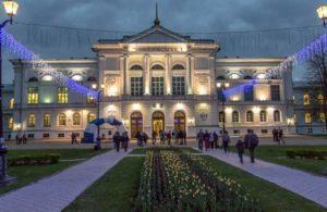 Томск – старинный город Сибири
