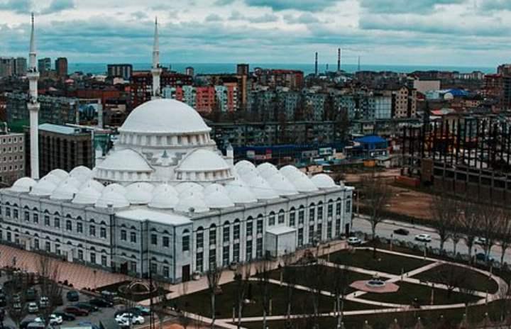 Мечеть города Махачкала