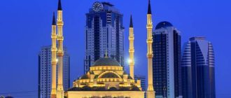 Грозный – культурный и экономический центр республики Чечня