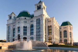 Астраханский Кремль в городе
