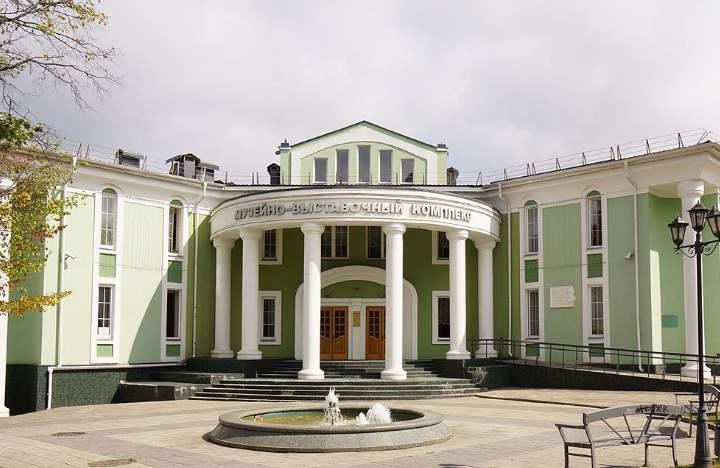 Коллекция музея насчитывает более 40 тысяч экспонатов