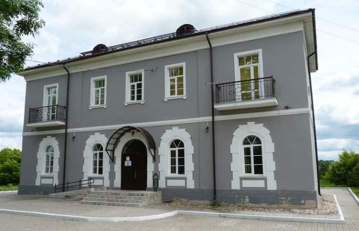Музей края в городе Псков