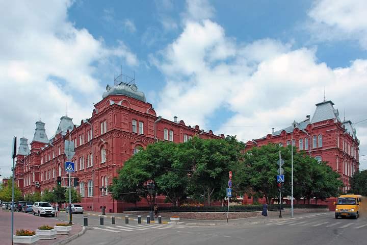 Краеведческий музей в Астрахани работает с 1837 года