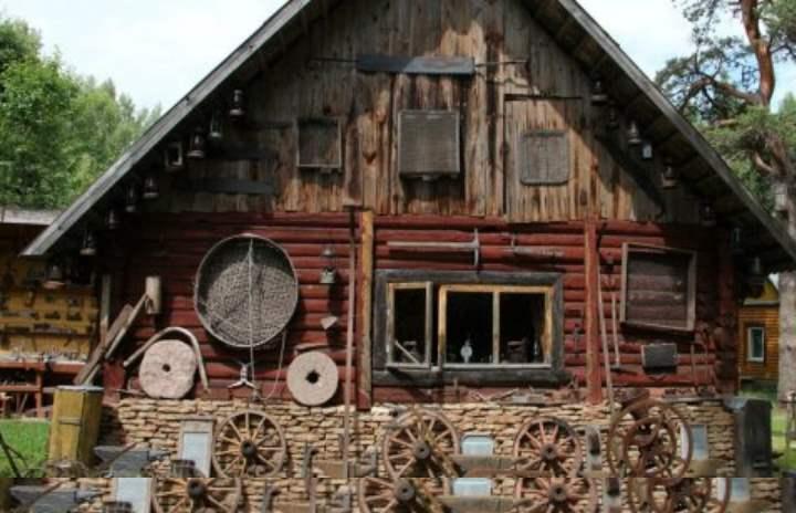 Музей-усадьба в городе Псков