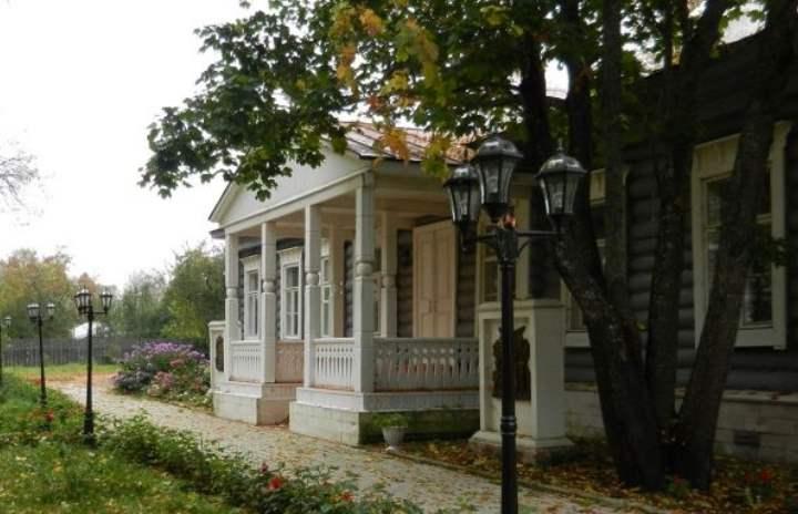 Усадьба города Коврова