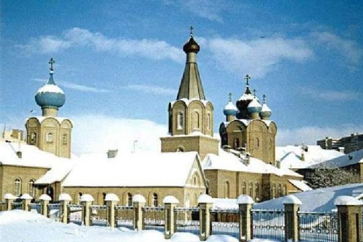 Современный облик собор приобрел после серьезной реконструкции в 90х годах