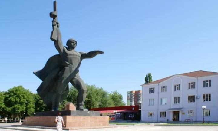 На сегодняшний день этот памятник один из символов города и символ победы русского народа
