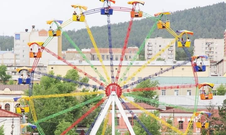 Этот парк в центре города стоит посещать всей семьей
