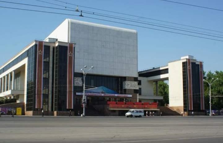 Театр города Ростова на Дону