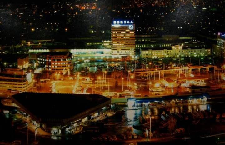 Ночь города Ростова на Дону