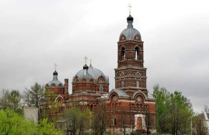 Храм города Коврова