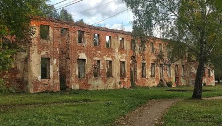 Усадьба Демьяново возведена в 1770х годах, в стиле раннего классицизма