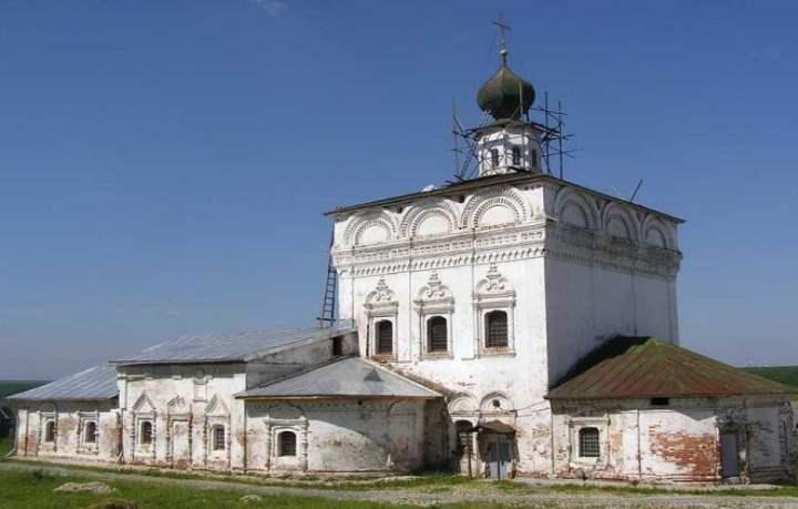 Храмы города Соликамска