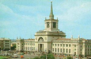 Волгоград основан в 1589 году