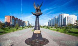 Новокузнецк – старинный Сибирский город, основанный на берегу реки Томь