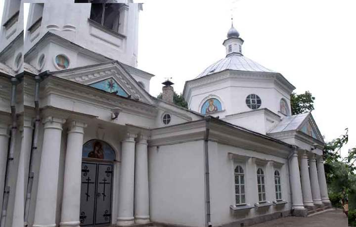 улица Пушкинская , дом 2.