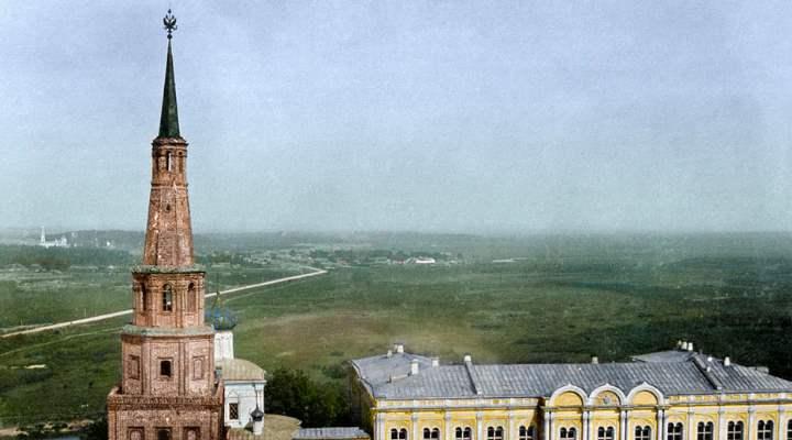 Смотровая площадка башни