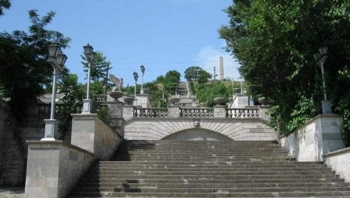 лестница была построена в 19 столетии