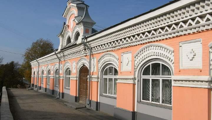 Художественный музей в Кунгуре занимает особняк Г.И. Юхнева, возведенный в конце 19 столетия