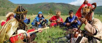Народы алтайского края