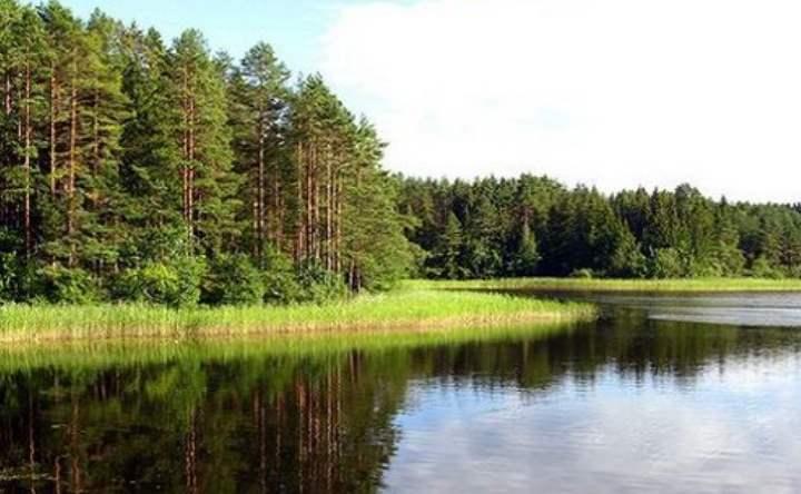 Озеро в Осташкове