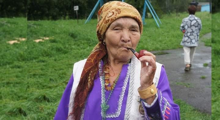 Жители Алтая