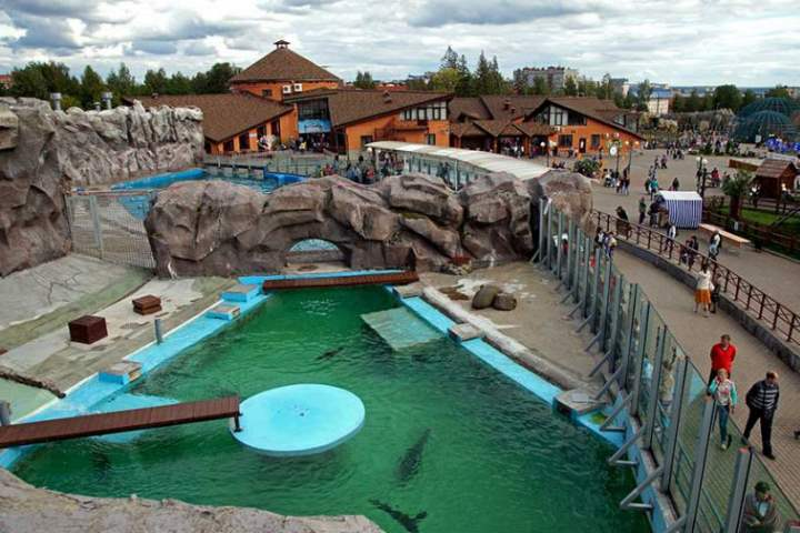 Режим работы зоопарка в Ижевске