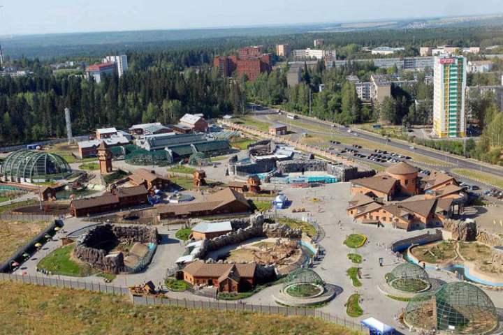 Строительство зоопарка