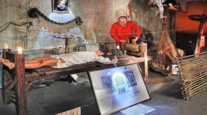 Пытки средневековья