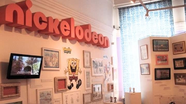 Экспозиции музея анимации