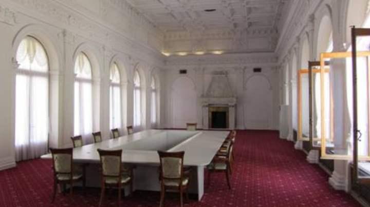 Столовая во Дворце