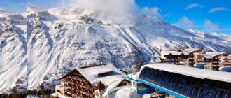 Склоны горы Эльбрус можно условно разделить на 5 участков