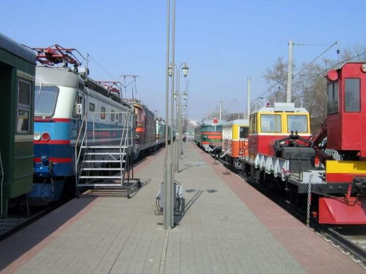Интересный экспонат – вагон, перевозивший пассажиров по Северному Кавказу