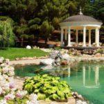 Японский сад,